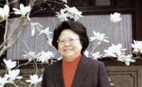 草根追踪-中国红十字会会长彭佩云抵达台湾进行访问