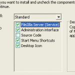 用FileZilla Server开FTP:看图入门