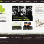 25个基于纹理质感设计的创意网站