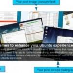 如何为你的wordpress主题添加幻灯片展示