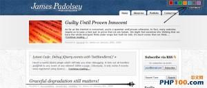 二十个超级酷和最实用的jQuery实例