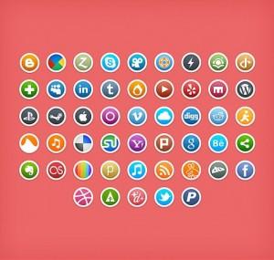 免费图标(icons)超级大合集