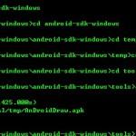 Android模拟器安装apk程序方法