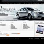 【转】30个顶级汽车网站设计欣赏