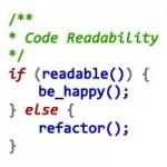 编写超级可读代码的15个最佳实践