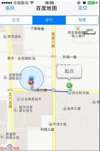phonegap-百度地图插件-IOS版