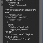 phonegap-paypal-cordova插件-Android