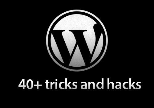wordpress tricks hacks