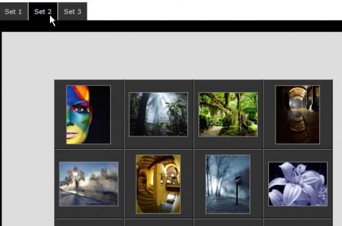 跨浏览器CSS幻灯片