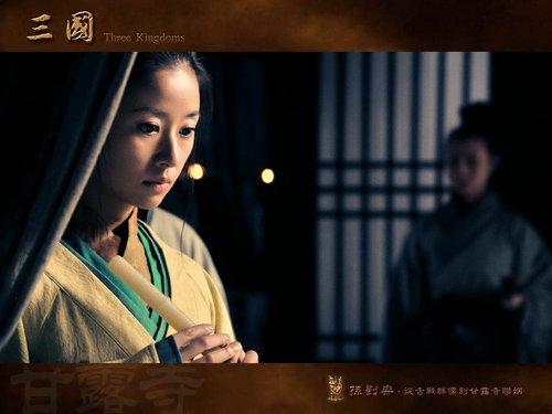 """新《三国》开播在即 """"孙尚香""""接受观众检阅"""